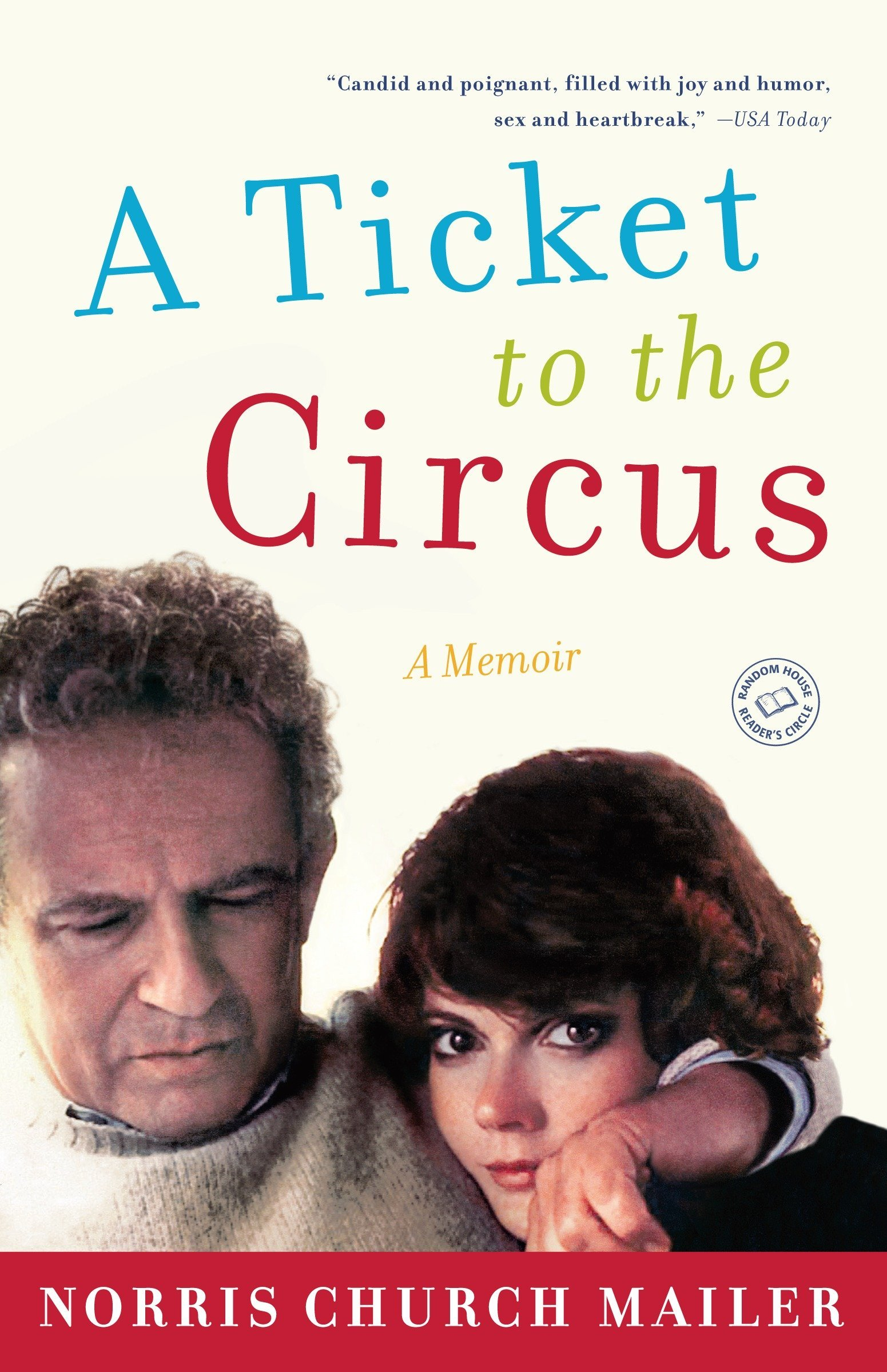 Amazon fr - A Ticket to the Circus: A Memoir - Norris Church Mailer