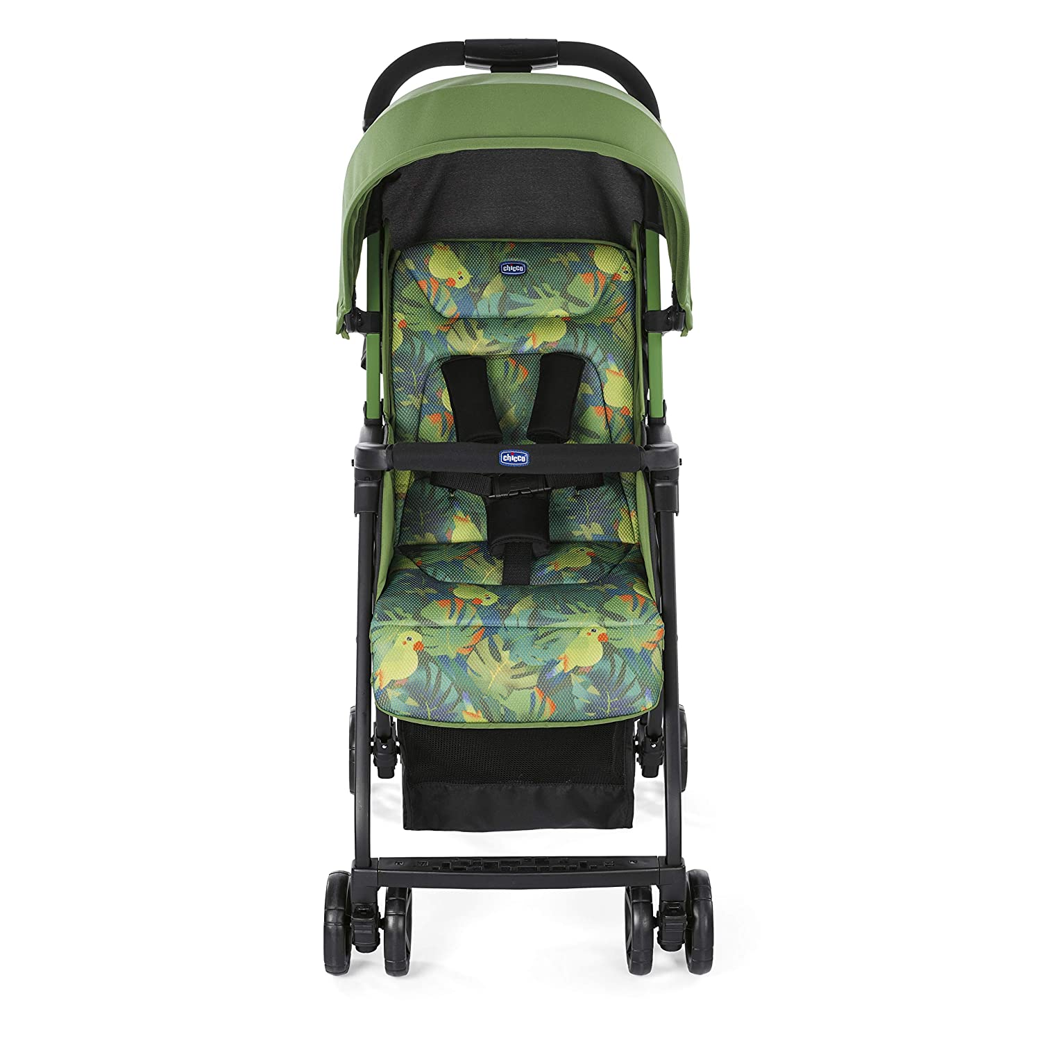 Amazon.com : Chicco Ohlalà Lightweight Stroller Tropical Jungle ...