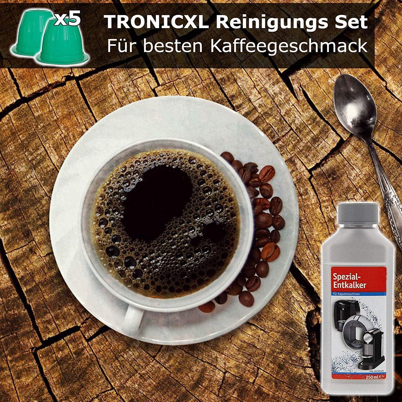 TronicXL - Descalcificador para máquina de cápsulas, 5 unidades ...