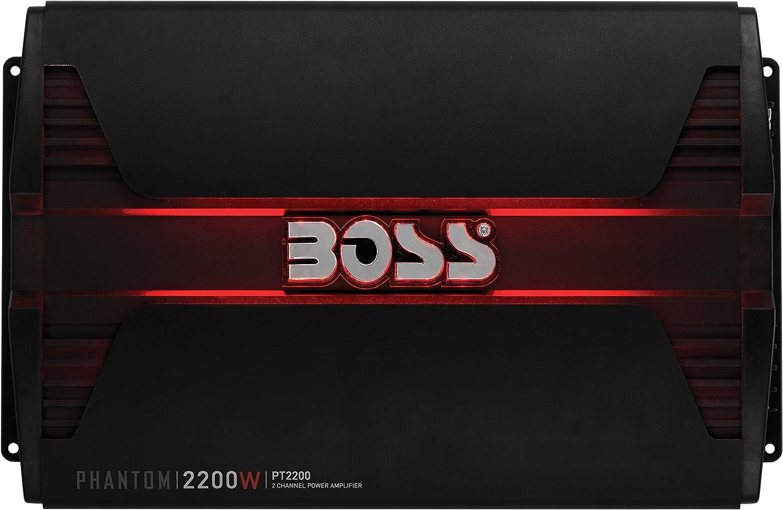 Boss Audio Pt2200 Phantom 2200w 2 Kanal Klasse A B Verstärker Auto