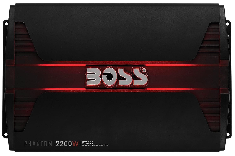 Klasse-A//B-Verst/ärker BOSS Audio BOSS PT1600 Phantom 1600W 2 Kanal
