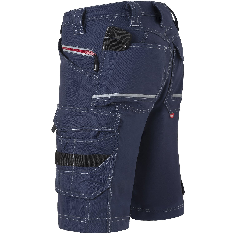 80241.LW100H-58 ShortsAttitude80241 Size 42//34 Navy Blue