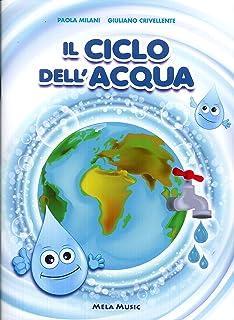 Amazonit Goccia Lina E Il Ciclo Dellacqua Ediz Illustrata