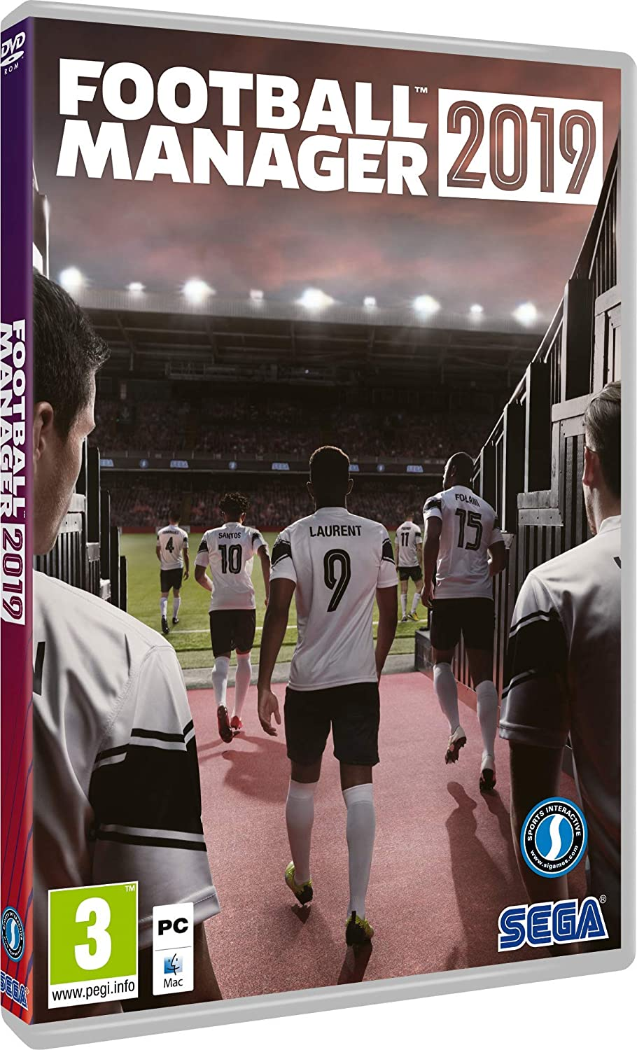 Football Manager 2019 Pc Cd Amazon Co Uk Pc Video Games