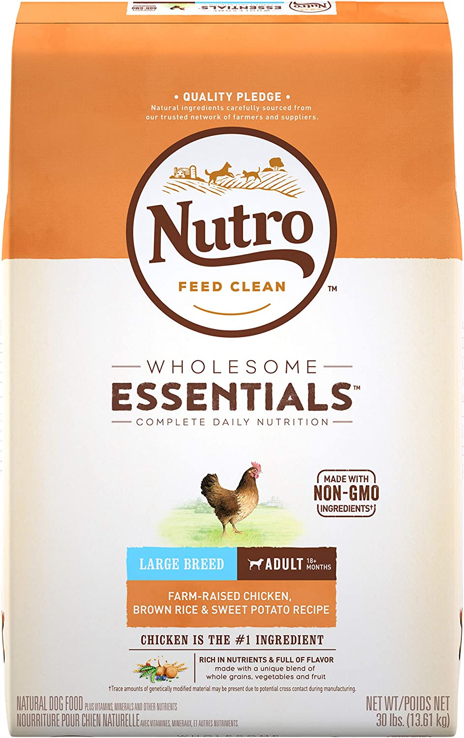 9. Nutro Wholesome Essentials Large Breed