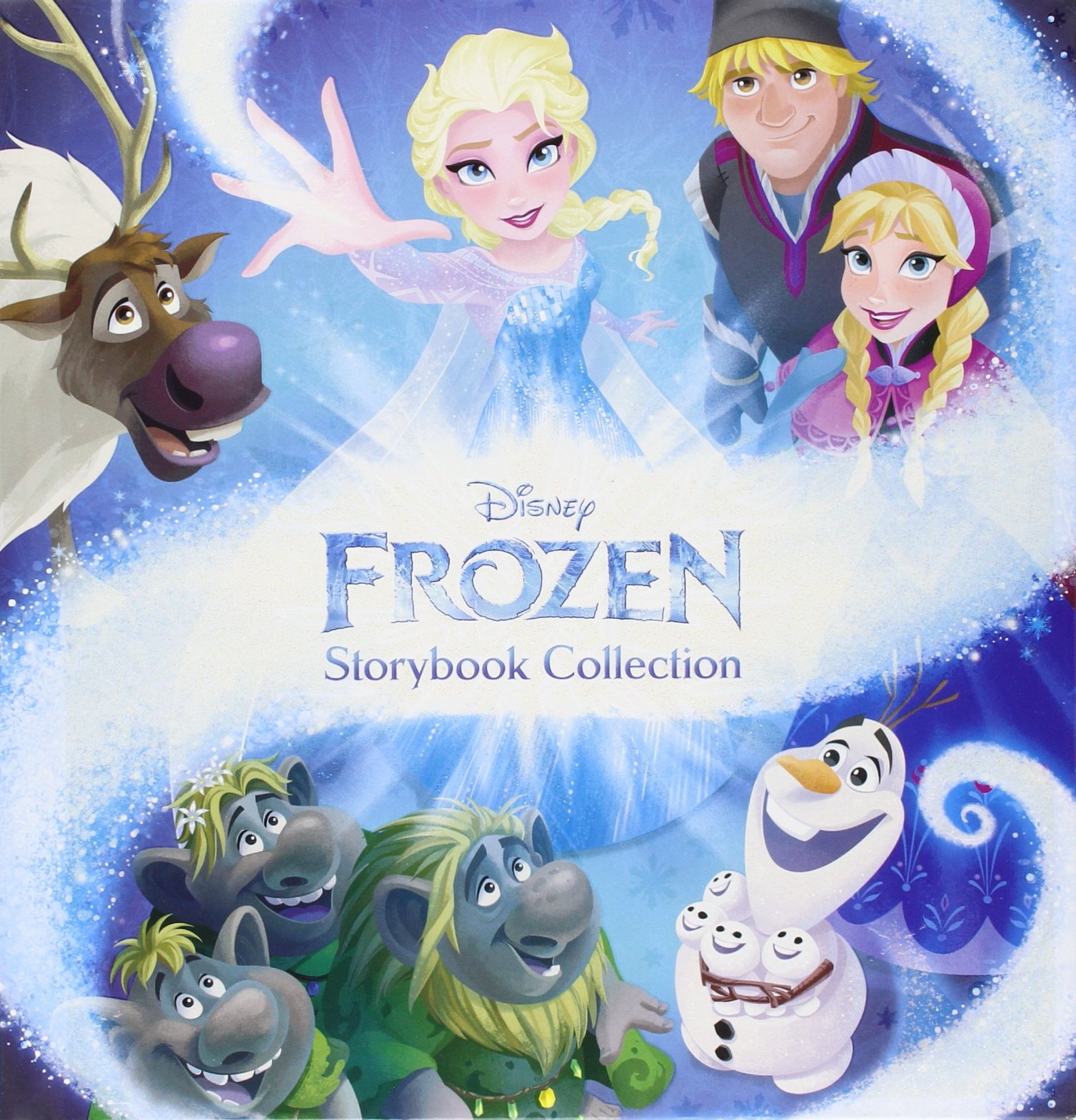 Download Frozen Storybook Collection pdf