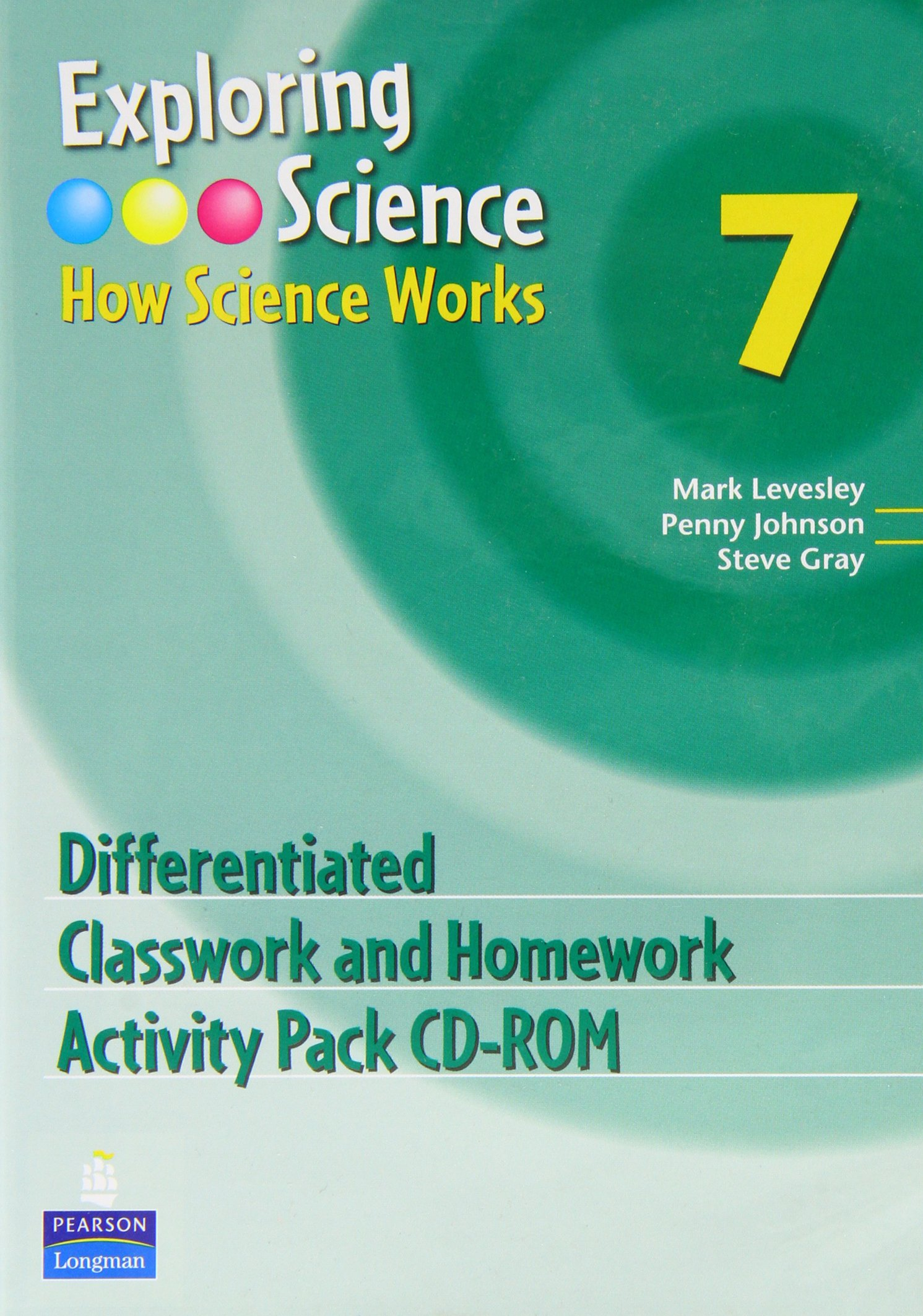 Exploring Science : How Science Works Year 7 Differentiated ...