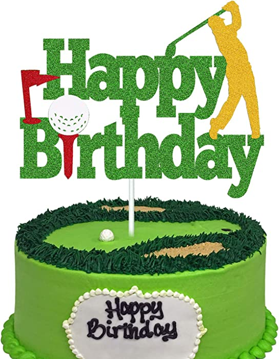 The Best Sport Party Decor With Golf
