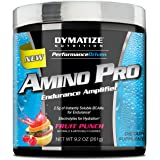 Dymatize Amino Pro Endurance Amplifier, Fruit Punch, 9.2 Ounces