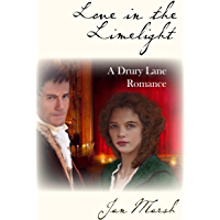 Love in the Limelight: A Drury Lane Romance (English Edition)