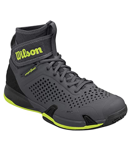 Wilson WRS322840E120, Zapatillas de Tenis para Hombre, Gris (Ebony ...