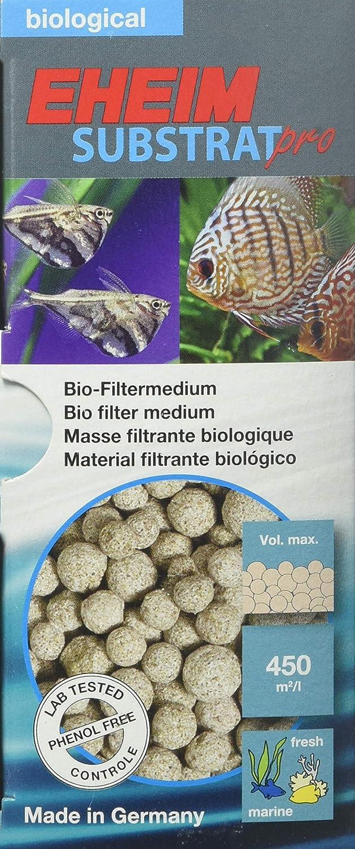 Eheim - Sustrato Pro, 250 ml (Medio de Filtro ecológico)