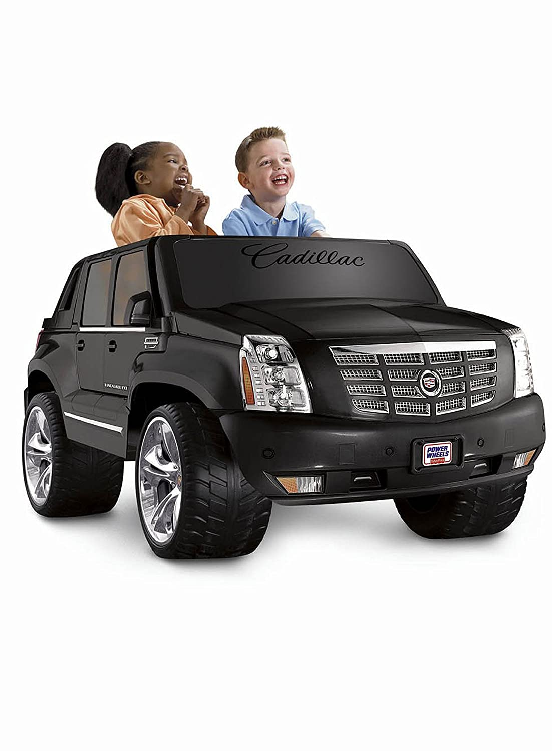Fisher-Price Power Wheels National Cadillac Escalade: Amazon