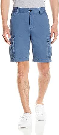 Amazon Essentials Hombre Pantalón corto tipo militar de algodón