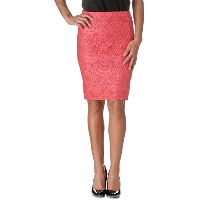 1fd63537786 Riverberry MOA Collection Women s Lace Pencil Skirt