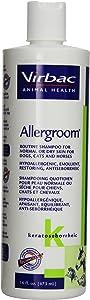 Virbac Allergroom Shampoo 16-Ounce