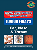 DAMS CRS - Ear, Nose and Throat (DAMS Comprehensive Review Series)