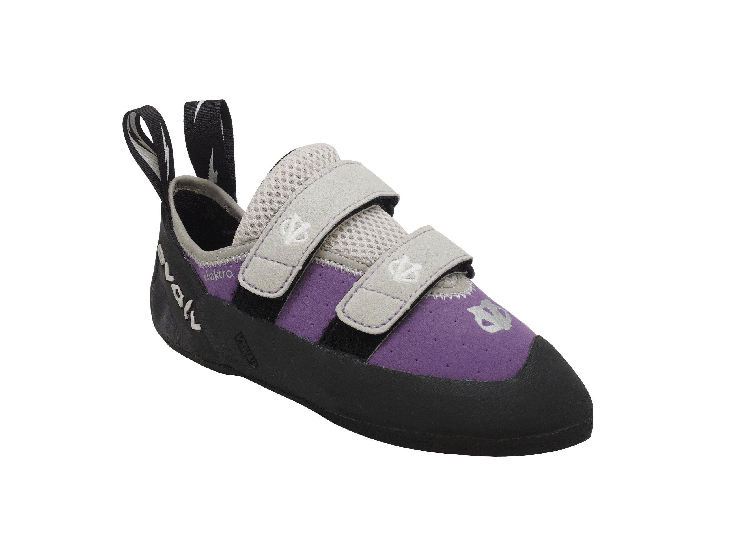 Evolv Elektra Climbing Shoe (2014) - Women's Violet 8.5
