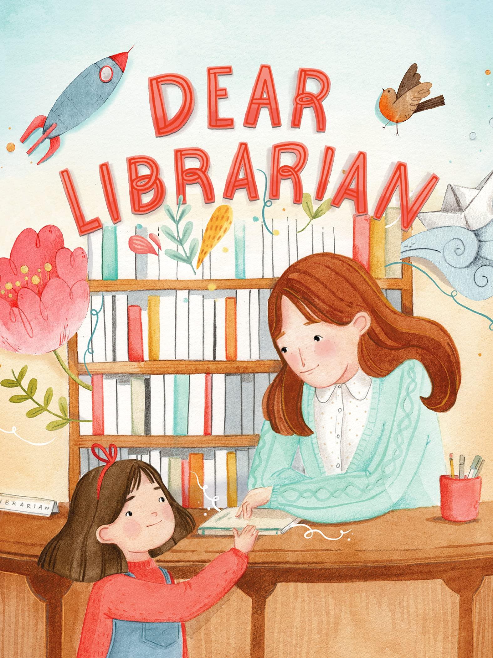 Dear Librarian on Amazon Prime Video UK