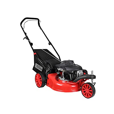 "'Güde 95390 Tondeuse à Gazon Eco Wheeler Trike""410 S, 1900 W, rouge, lot de 4"