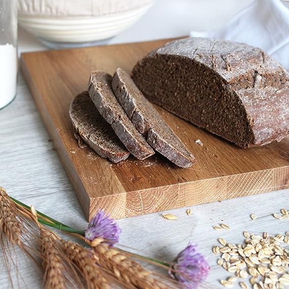 Amazy Banneton para pan - La ideal cesta para masa y fermentación ...