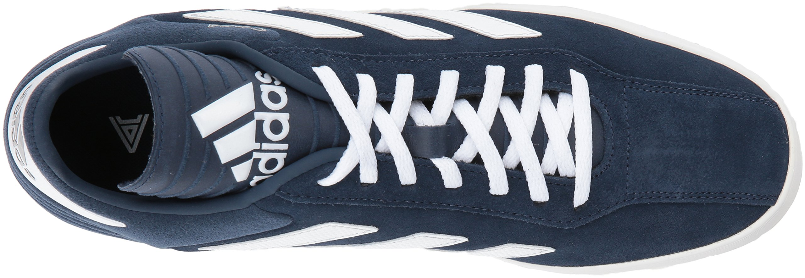 adidas Men's Copa Super Soccer Shoe White/Collegiate Navy, 7 M US by adidas (Image #8)