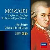 モーツァルト:後期交響曲集