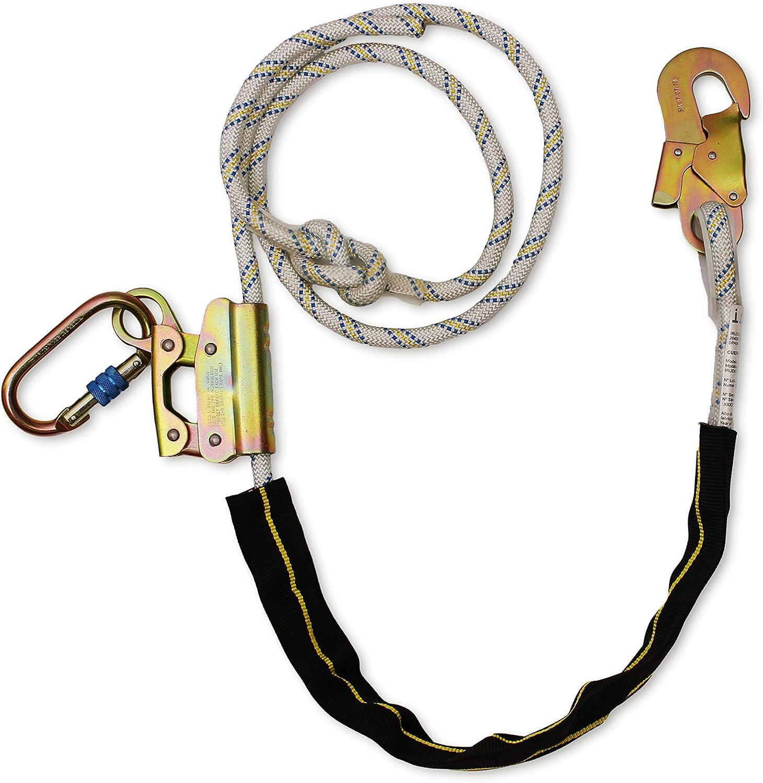 Irudek 101007100001 Cuerda posicionamiento semiestática: Amazon.es ...