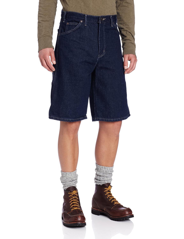 Dickies Men's 11 Inch Denim Carpenter Short, Indigo Blue, 44 Dickies Men's Sportswear DX200THK 44