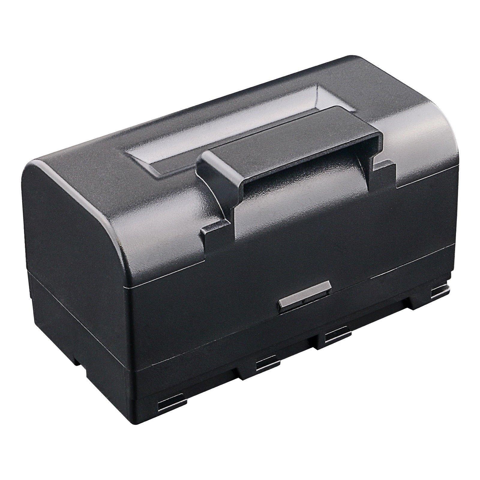 Kastar High Capacity Battery 1 Pack for Topcon BT-65Q, Topcon BC-30 BC-30D BT-30, Topcon Total Stations FC-200 FC-2200 FC-2500 GPT-7000i GTS-750 GTS-751 GPT-7500 GTS-900 GPT-9000