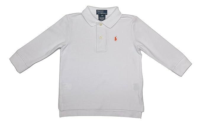 online retailer 1340b 1cfbd Polo Ralph Lauren POLO MANICHE LUNGHE BAMBINO VARI COLORI ...