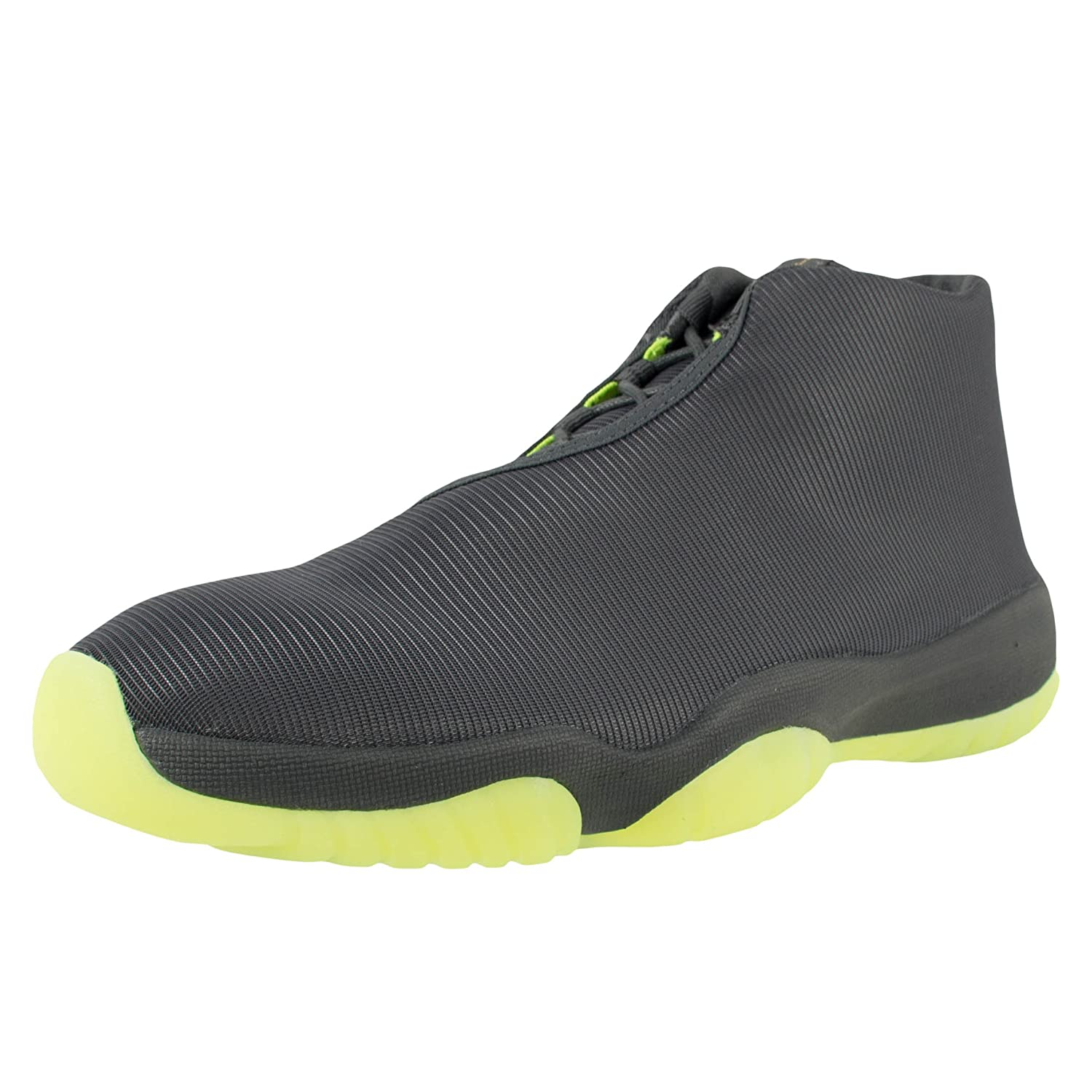 quite nice 87743 05d9b Amazon.com | Nike Men's Air Jordan Future Dark Grey/Dark Grey-Volt  656503-025 Shoe 11.5 M US Men | Fashion Sneakers