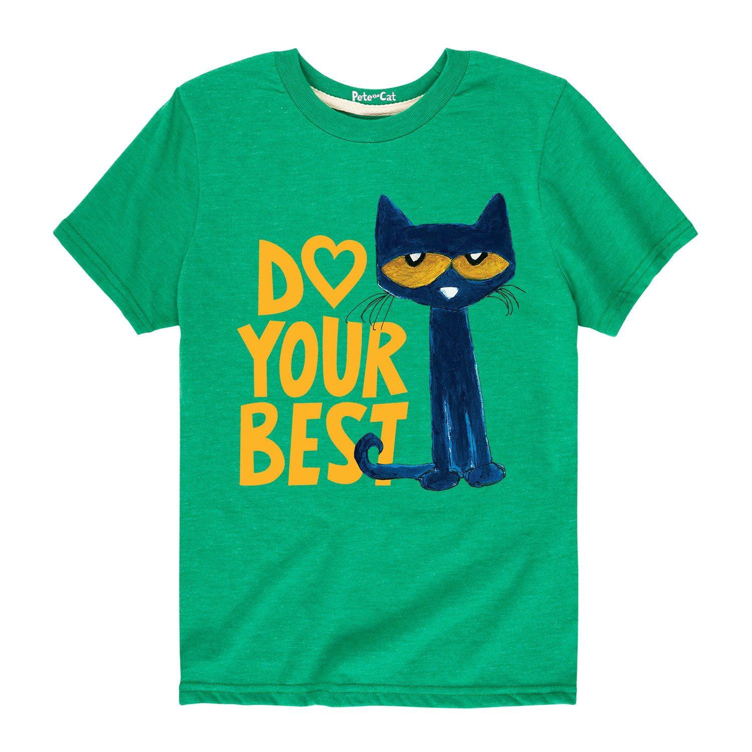Pete The Cat Pete Do Your Best Short Sleeve Tee 7675 Shirts