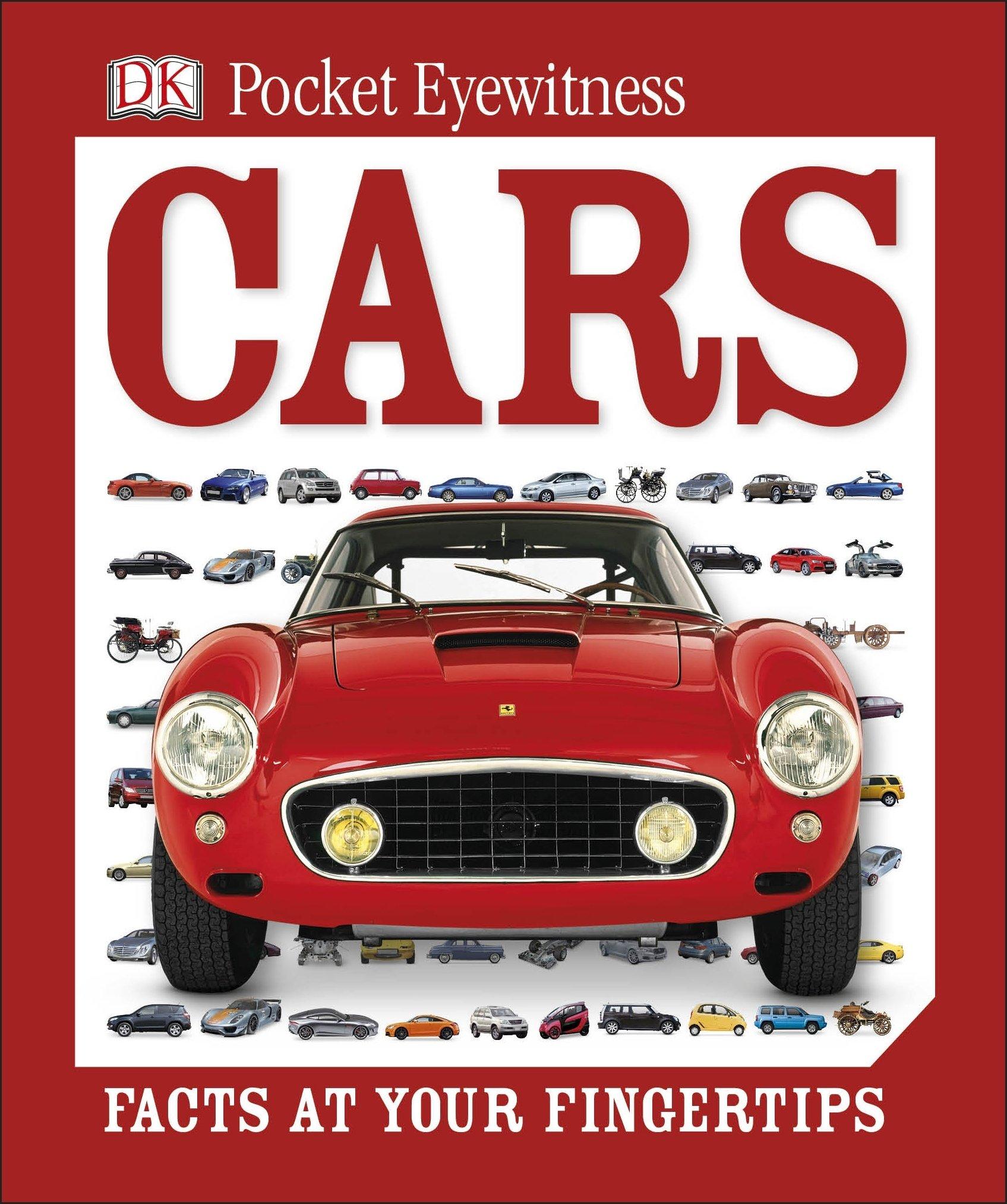 Pocket Eyewitness Cars Howard Hughes 9781409347859 Amazoncom Books