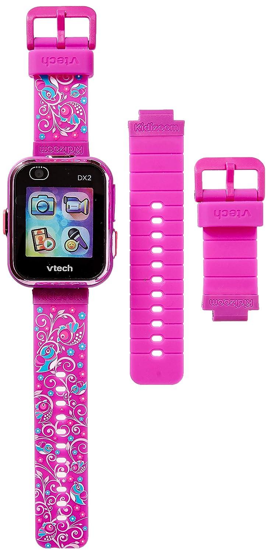 Amazon.com: VTech Reloj inteligente Kidizoom Smartwatch DX2 ...
