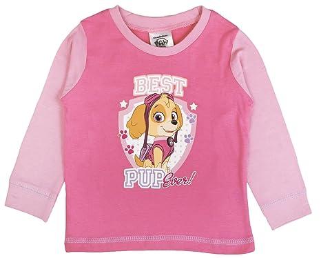 Nickelodeon - Pijama - Manga Larga - para niña: Amazon.es: Ropa y accesorios