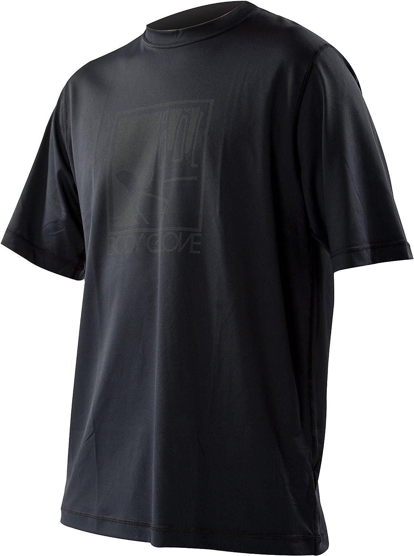 Body Glove Wetsuit Co Men's Loose Fit Short Arm Rashguard: Clothing