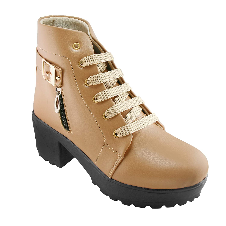 D-SNEAKERZ Casual Women's High Heels