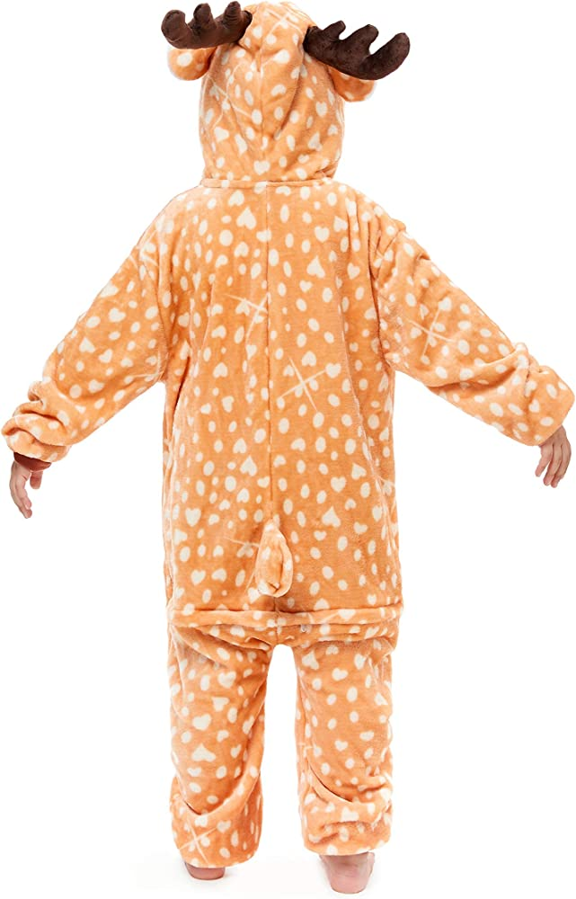 Pijamas y Navidad Unisexo Cosplay Traje Disfraz Adulto Animal ...