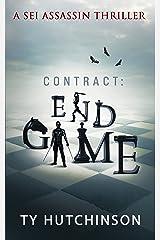 Contract: Endgame (Sei Assassin Thriller Book 5) Kindle Edition