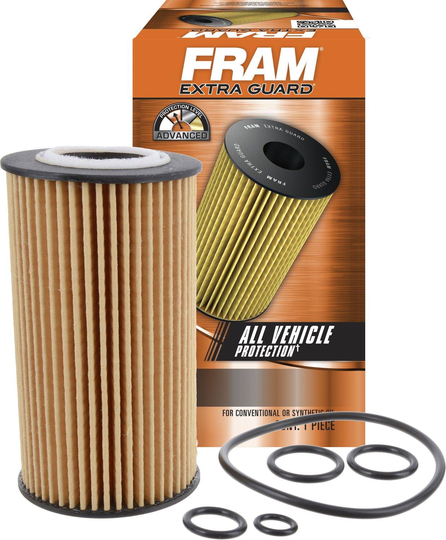 Amazon.com: FRAM CH8481 Extra Guard Passenger Car Cartridge Oil Filter:  Automotive