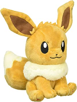 Pokemon Center Original Plush Pokémon fit Merip