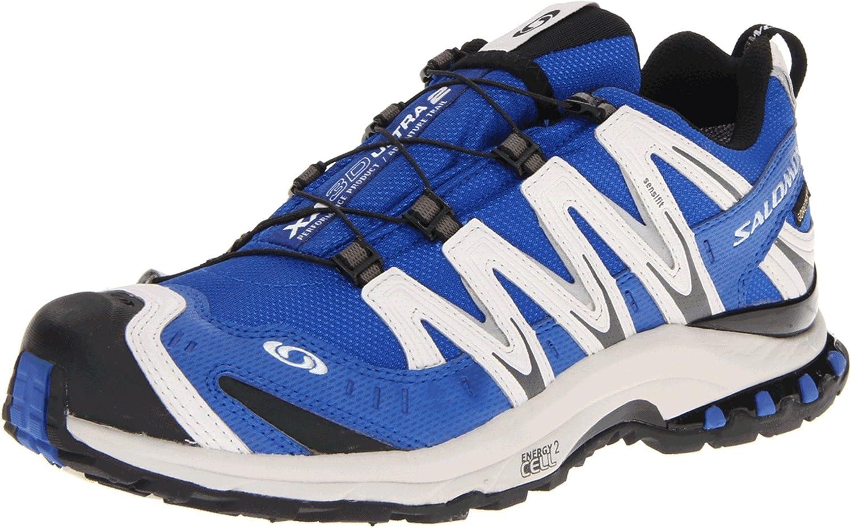 Salomon XA Pro 3D Ultra 2 GTX 120481 - Zapatillas de Running para Hombre, Color Azul, Talla 40 M EU: Amazon.es: Zapatos y complementos