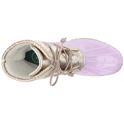 4db5307fb88 ... Jack Rogers Women s Chloe Metallic Rain Boot
