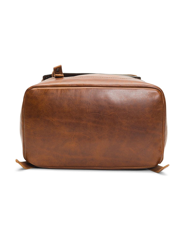 FRYE Melissa Zip Backpack cognac 34DB0168-COG