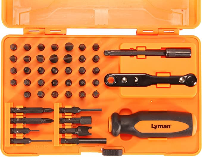 Lyman Products Corp LYM 7991360 Tool Kit 45pc for sale online