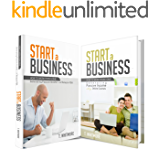 Start an Online Business: (2 Manuscripts - How to Work from Home Generating Passive Income with Amazon FBA and Selling Online Courses) (English Edition)