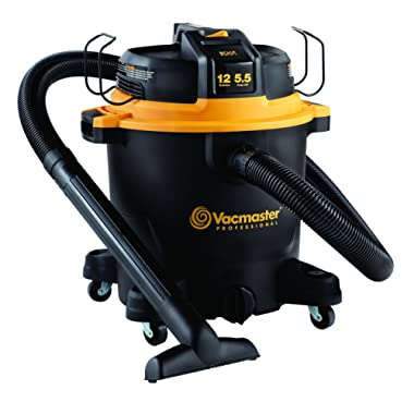 Vacmaster Professional - Professional Wet/Dry Vac, 12 Gallon, Beast Series, 5.5 HP 2-1/2  Hose (VJH1211PF0201)
