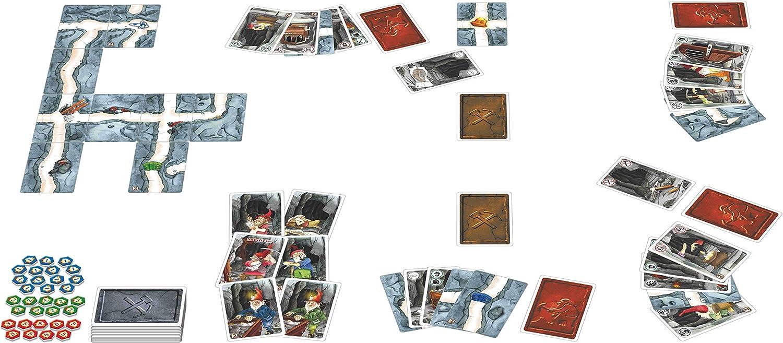 Mayfair Games mfg05713 – de Tablero Saboteur 2