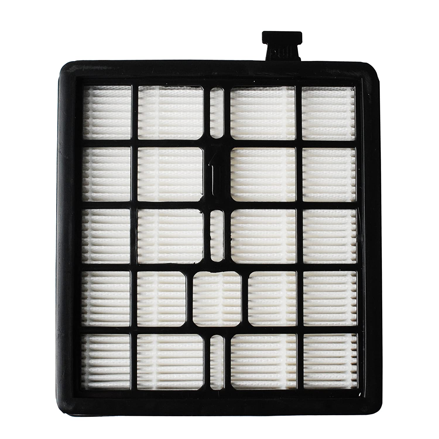 Podoy F45 Filter Compatible for Dirt Devil Replacement Vacuum Filter Fits Pets Canister SD40000 & EZ Lite Canister SD40010, 2KQ0107000 2-KQ0107-000 F45 F-45